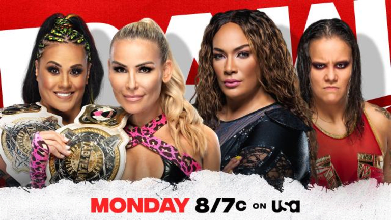 WWE Monday Night RAW Preview 5.24.21