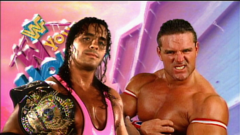 WNW Retro Review First Watch: In Your House: Seasons Beatings 12.17.95