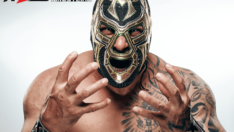 King Muertes signs multi-year deal with MLW