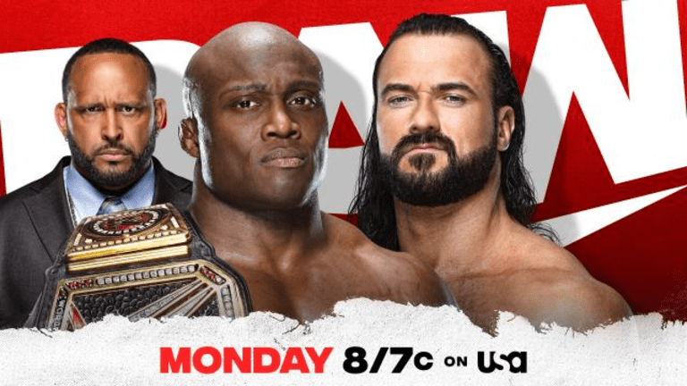 WWE Monday Night RAW Preview 6.7.21