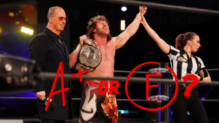 AEW's Champions Report Cards