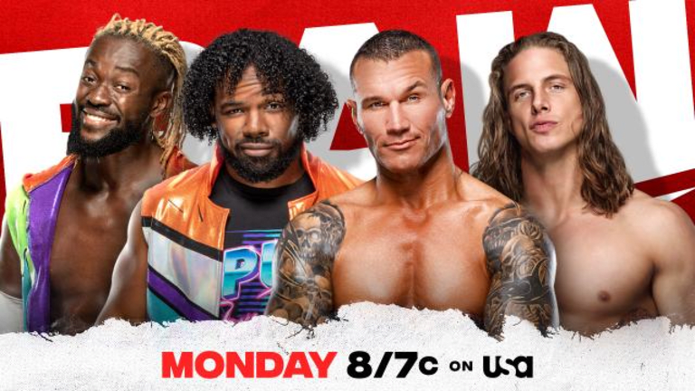 WWE Monday Night RAW Preview 6.14.21