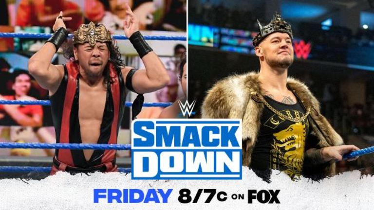 WWE Friday Night SmackDown Preview 6.18.21