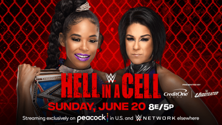 WWE Hell in a Cell Preview 6.20.21