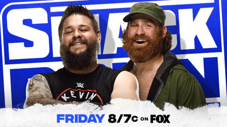 WWE Friday Night SmackDown and 205 Live Preview 7.2.21