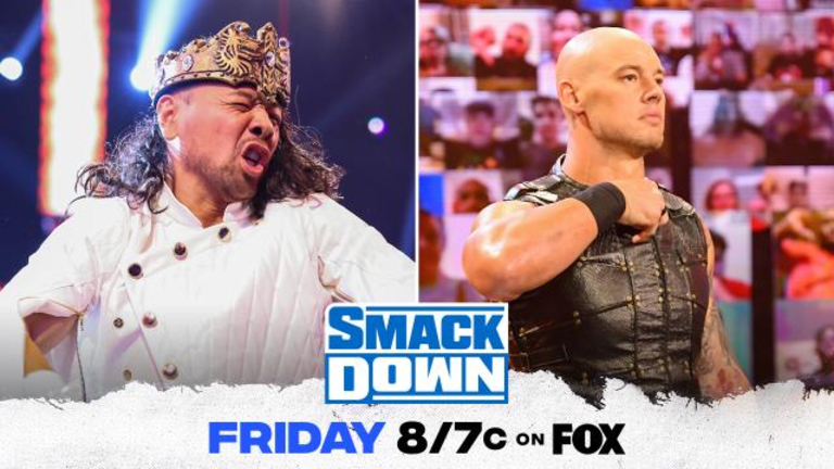 WWE Friday Night SmackDown Preview 7.9.21