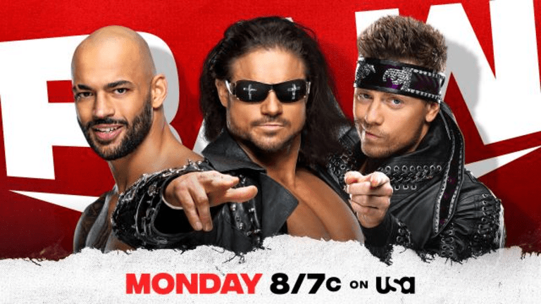 WWE Monday Night RAW Preview 7.12.21