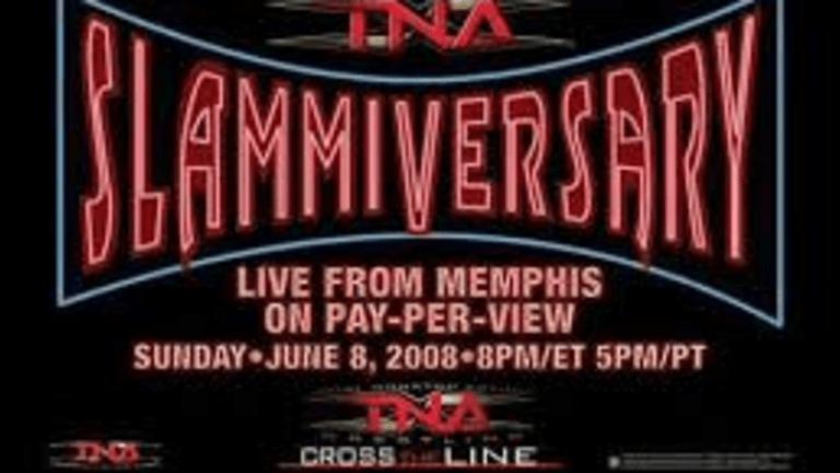 WNW Retro Review First Watch: TNA Slammiversary 2008