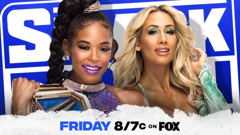 WWE Friday Night SmackDown Preview 7.16.21