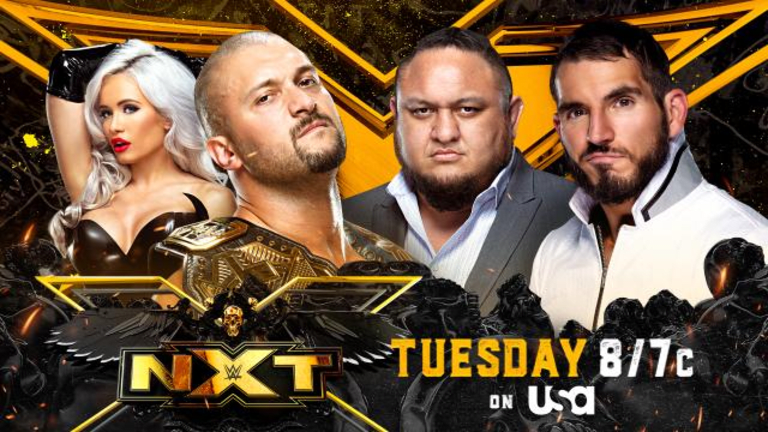 WWE NXT Preview 7.13.21