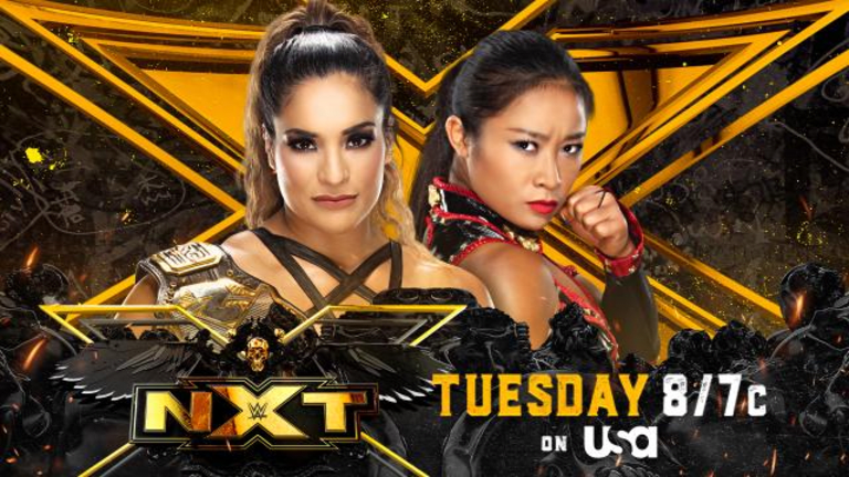 WWE NXT Preview 7.20.21