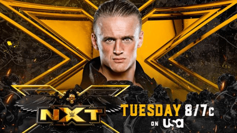 WWE NXT Preview 8.10.21