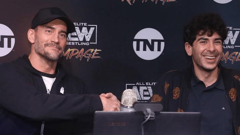 CM Punk Addresses Fans Who Criticize Tony Khan