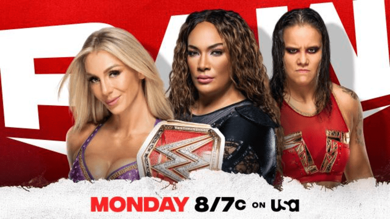 WWE Monday Night RAW Preview 9.6.21