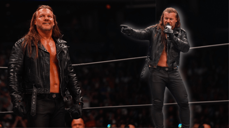 """""""We Don't Rip Up Shows An Hour Before We Go On The Air""""-Jericho on AEW's Storytelling."""