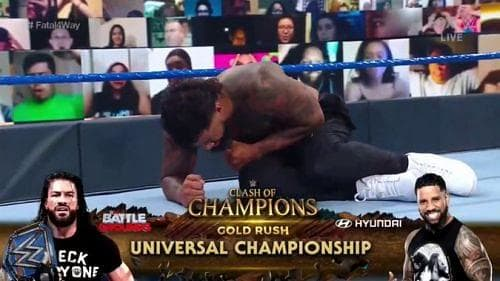 I'm really enjoying this new Roman Reigns and the partnership with Paul Heyman. Less talking allows Reigns to stay in character and there is no one better on the mic than Heyman. Clearly it has payed off for him as he is now the new Universal champion. When I saw him interact with Jey I could feel the animosity coming off them it was amazing to see. Even though I could predict that Jey Uso would win before the match even began it didn't stop me from being excited. I think this feud will contain some fantastic story telling from both guys and Roman will look like an even bigger heel when he squashes his Uso. I'm really looking forward to seeing this play out. 'Welcome, you know the rest'...