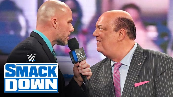 I really was hoping we would get Heyman Vs Pearce. Along with the Tribal Chief these three have been carrying Smackdown for weeks and even on a really good show they were still the highlights for me. I loved their promos earlier in the night and I enjoyed the main event too. I was laughing at Heyman 'tripping' up the steps for at least 5 minutes. I said last week that I really wanted to see Pearce vs Reigns and my wish was granted. I actually would pay a lot of money to see Paul Heyman wrestle but maybe another day. I have to admit I'm not the most excited for Reigns vs Owens but no matter what the match was I would be looking towards the main two matches anyway. I liked the way they ended Smackdown this week, now Owens has some momentum on his side so it makes it seem a little possible that he could win even though everyone knows he won't.