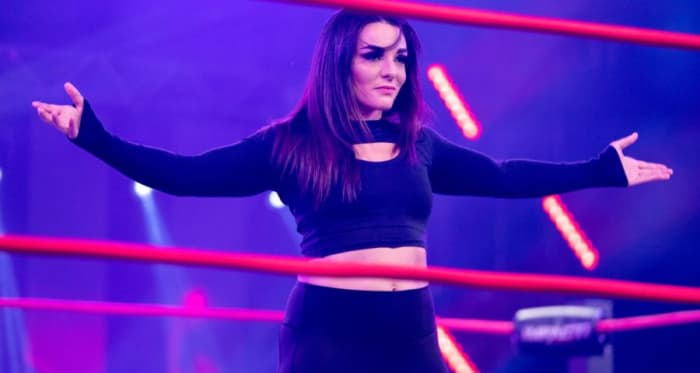 The Virtuosa has made her presence known since her IMPACT debut by immediately acknowledging who her #1 target was – IMPACT Knockouts Champion Jordynne Grace. The only reason why she isn't ranked higher is that Purrazzo did not compete in the ring this week and until she knocks off Grace, the champ deserves to be ranked higher.