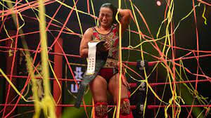 The forever champion is no more! I'm extremely happy for Satomura but Kay Lee Ray is no longer our NXT UK Women's champion and that breaks my heart a little bit. I wish she could have held onto it until we could return to NXT UK. I wanted the chance to see KLR before she lost that title and I hoped a match of this calibre would take place at an NXT UK Takeover. It was a killer match though, who can stop Satomura now?