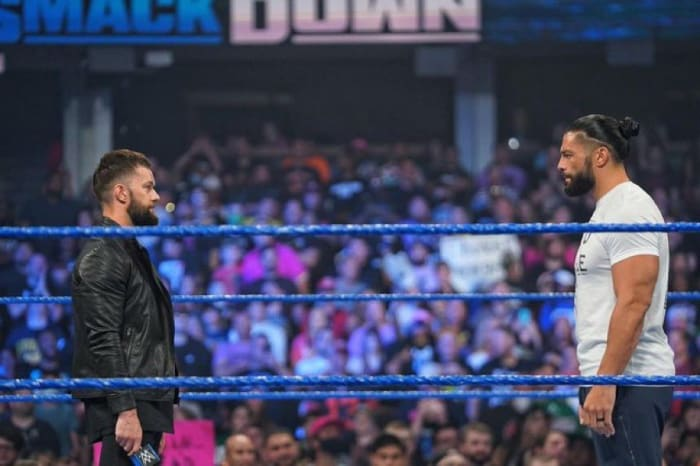 I have a lot of questions and depending on how they're answered over the next few weeks will decide if I like this or not. For right now I'm really not sure about this. Balor returned to Smackdown last week and attacked Sami but now he wants to challenge Reigns why didn't he just go directly to Reigns in the first place? Why is Reigns declining Cena's challenge? Reigns nor Balor specified when this match would happen, so I wonder if it'll be on Smackdown and Reigns and Cena would go ahead for Summerslam still. I don't particularly think this is the best decision for Balor either. He has just come back and I worry that he will take a big loss from Reigns when he is in a really good place right now.