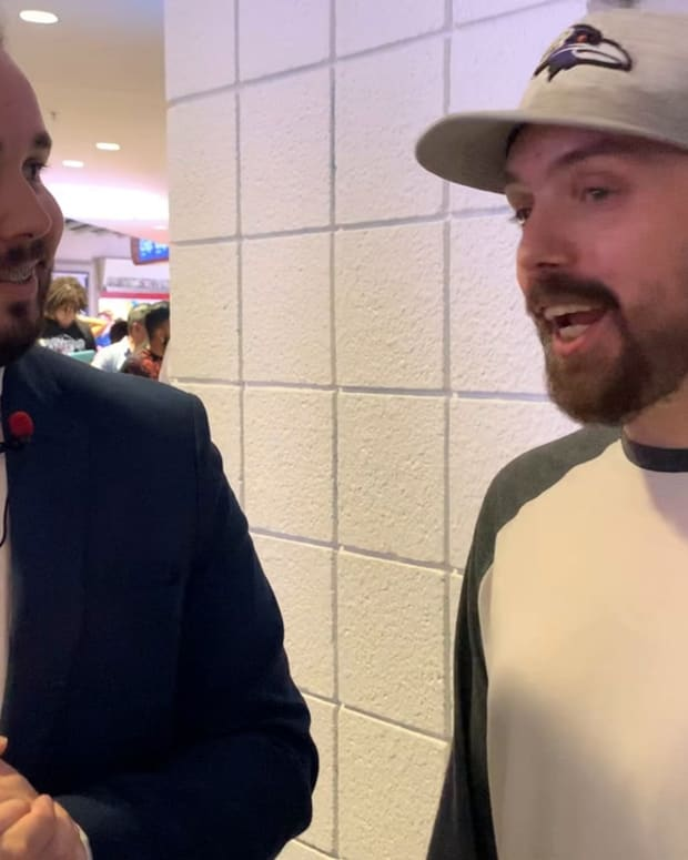 WNW Interviewing Bryan