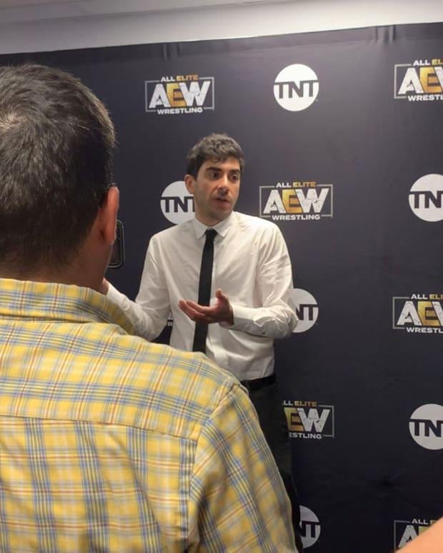 Tony Khan Talks Ratings
