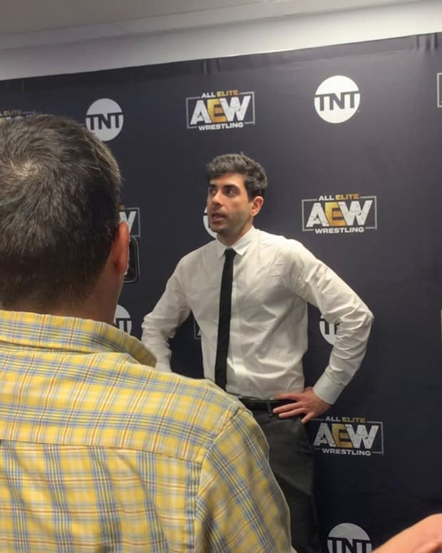 Tony Khan Discusses Commercial Breaks