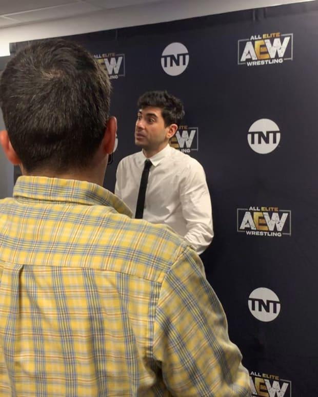 Tony Khan On A Possible Developmental System For AEW