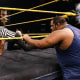 Karrion Kross is a star in the making, and his match against Dominik Dijakovic in last night's main event went a long way to prove that he is a direct threat to the NXT championship reign of Keith Lee. Kross turned in his best match so far during his NXT tenure against Dijakovic in what was his most competitive match so far. And good on NXT for making Dijakovic, despite his not winning a singles match since February, look like a credible threat to Kross. The two big men went blow for blow with one another until Kross trapped Dijakovic's head behind the steel stairs and attacked them, effectively knocking Dijakovic out of being competitive for the rest of the match. Kross then picked at the remnants of Dijakovic and further picked at him more once Keith Lee came down to check on his biggest rival in NXT. Despite clearly being out of the match, Dijakovic implored Lee to let this play out despite the damage being done to him, to which the Limitless one painfully obliged. Kross would eventually render his opponent unconscious, keeping his gaze locked on Lee during the final stanza. Now, the rivalry between Keith Lee and Karrion Kross can officially begin...This was fantastic storytelling by these men. Dominik Dijakovic being the bridge that connects Keith Lee to Karrion Kross over the last two weeks was brilliant and now this rivalry has personal stakes for our champion. For Dijakovic, who was called up to the main roster after WrestleMania despite having not debuted yet, this serves as a perfect send off for his character in NXT, he was never going to win this so this works out great to use his character to boost this story. Kross looked like a calculated psychopath during the match, showing a focused rage that we haven't seen in a character on the yellow brand in...quite possibly ever. Keith Lee now knows that the threat of Kross is now very serious and will be looking to avenge his fallen rival as well. This was beautifully done by all parties involved and I am now m