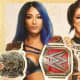 Since Sasha Banks and Bayley were crowned the new women's tag-team champions they have been travelling around all three brands fighting anyone who will step into the ring. Bayley and Sasha have been main eventing all three shows and putting on great matches, it has been extremely entertaining especially Sasha Banks vs Io Shirai on NXT, but when does it become too much? I am concerned that they are doing this too often and very soon it could become tiresome. They need to limit their TV time before the fans start to find this repetitive and stop enjoying their segments. Since Sasha challenged for the Raw women's championship the tag-team titles have been neglected and only used to further push the feud between Asuka and Sasha Banks. The tag team titles need to go to a team that'll focus on just those titles and will defend them regularly, however Sasha and Bayley have given the titles a lot of exposure. Will new champions carry that forward and keep defending them on all three brands?
