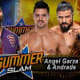 On Raw this week we saw Angel Garza and Andrade vs Ricochet and Cedric Alexander vs The Viking Raiders, with the winners going to Summerslam to face the Street Prophets for the Raw tag team titles. This is a match I will be looking forward to. Andrade and Angel Garza are perfect to be the next champions, they have a lot of momentum on their side, not to mention their manager Zelina Vega, and have been mainly successful over the past few months. When they are on the same page they're hard to stop, I've been very entertained by them for a long time now and every week they continue to grow. It'll be interesting to see how they will match up to the Street Prophets with the added pressure of it being at Summerslam. Although they haven't defended the championships as much as I would like, the Street Prophets are always very entertaining and have been good champions during their run. However, I think it's time for a change.