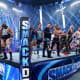 I felt a weird pride when the Smackdown locker room came rushing out to defend Universal champion Braun Strowman. Each week Retribution seems to grow in numbers but the superstars managed to chase them away for the rest of the night. They then surrounded the ring during the first match in case they returned.The whole segment felt very unifying until the superstars turned on each other. King Corbin, unsurprisingly, attacked Riddle from behind and who stepped in? Dana Brooke asserting her authority stood in between and told-off Corbin as if he were a child. It was very inspiring and not something we often see. AJ Styles also used the opportunity to hit Jeff Hardy from behind, nearly causing him to be unable to compete that night. For the first time the Superstars were able to fight back against Retribution. We'll see how long that lasts.