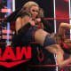 This whole segment really got under my skin this week. To start, I'm not a fan of this new Natalya since joining forces with Lana. She is trying to hard to seem younger and fit in with the trends but it's not her. One of the most experienced veterans in WWE is now damaging her image by partnering with Lana. She doesn't need a mouth piece and she certainly doesn't need in-ring help so I can't see how this benefits her. Secondly, I'm really angry at the lack of respect given to these women during their match. To have Seth come out and overtake this segment was atrocious and disrespectful. Raw is a 3 hour show and someone decided Seth had to come out and speak during this match... I've been really impressed with WWE recently especially with their work in the women's division but this was unacceptable, not to mention also during Mickie's return.