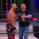 """This match was much like any of Archer's AEW Dark matches as of recently. As someone who is a big fan, I feel they could be doing more, but given the story they are looking to build, it only makes Archer look even stronger. The most important part of this entire segment was what came after.Jake Roberts and Lance Archer stay out in the ring to discuss the Casino Battle Royal that will be taking place at All Out. They are sure that Archer will be able to run through the other 20 men who are taking part. Roberts continues to praise the Murderhawk Monster when not long after, the two are interrupted by Team Taz.Taz makes it clear that he believes otherwise, that one of his men will be victorious in the Casino Battle Royal: """"The Machine"""" Brian Cage or Ricky Starks. Roberts proceeds to reply with silly insults, which I personally didn't find too interesting. I wish he'd have taken it more seriously, keeping up the badass mentality that he and Archer had when they first started. I feel his remarks defeated the purpose of the segment in continuing to make Archer look like a threat in the Battle Royal.We are soon greeted with Darby Allin's theme. They pan to Allin skateboarding his way into the arena, making a b-line to Starks who he attacks. Shoes now off (which I found amusing, Darby literally attacked this man's shoes off) , Starks is thrown and shoved through the entrance tunnel and into the backstage area, both now out of sight.Cage with Taz and Archer with Roberts were left in the ring, staring each other down, as the audience chanted, """"Let them fight."""" Of course, it didn't get that far which left audience members craving more.This is only a glimpse of what is to come between the two and as someone who has been rooting for a Brian Cage vs Lance Archer match, it is gonna be one hell of a clash."""