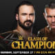 The first time we saw this match at Summerslam I thought it was the least entertaining match of the night. Due to this, I'm really not looking forward to seeing it again. The interactions between them on Raw since have been good but it hasn't been enough to excite me for Clash of champions. There's two reasons I can think of for why this could be happening again. One, they couldn't find any other challengers for McIntyre. Two, Orton is going to win the title this time. I'm personally not ready for Drew's reign to be over as he hasn't had an opportunity to be the champion with the fans in attendance. I hope that I'm surprised during Clash of champions and that it's a really good match but we will find out soon enough.