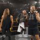 This was amazing, everything about this segment was perfect. Pat has charisma made for this world. He is so quick-witted and exudes arrogance and that is so perfect for this role. It amazes me that he is a better heel than some real wrestlers. This time around it is even more believable because we've already seen that he is really good in the ring to back up what he is saying, although he is yet to win a match. The addition of Danny Burch and Oney Lorcan was really smart to add some real credibility but then adding Pete Dunne to the group just shot them to the sky. I do think Pete Dunne is a real fan favourite and I would imagine most people are loving him as a heel too. It suits him very much and with McAfee being amazing on the mic Dunne can continue being a man of very little words. I was even surprised by how good Burch's promo was, they speak very well and can back it up physically. My favourite part about McAfee's segments and promos is that he is actually very funny and even whilst being serious he can make me laugh which is a great quality to have.