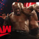 It's been a while since I've seen Titus O'Neil in this setting. I really enjoyed watching him stand up for himself on Raw. Even though he didn't win the match, it was pretty cool of him to try. I loved when MVP referenced the 'Titus world slide' incident. That will always live in the front of my memory, it will never not make me laugh. Even though it was only a short match it was really nice seeing Titus. The Hurt Business have been giving us some really great segments recently and this week was no different. Bobby Lashley is a great US champion.'