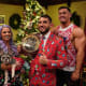 The Gargano's and company have been stealing the show recently especially with Johnny's recent win becoming the first ever 3 time NXT North American champion. I enjoyed their videos on this weeks episode of NXT, they definitely brought the Christmas spirit and looked like a real family. The Gargano's always find a way, and their gift to Indi was to christen her and give her the family nickname so she is now Indi Wrestling. This was the funniest part I definitely laughed way too hard. At least we know the Gargano's support Indi Wrestling. There were so many comedic spots in this segment and I loved it. Maybe this will be my new version of a Christmas movie, who needs home alone when we have the Gargano's Christmas.