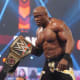 Finally Bobby Lashley has won the WWE title. I am so happy for him. I wish it was under better circumstances for him but regardless this is an amazing moment. I hope that there will be some fans at Wrestlemania so he can get a big reaction like he deserves. I hope he reigns for a long time potentially until Survivor Series because how cool would Lashley vs Reigns be now after how much they've improved recently? I am looking forward to seeing how he is as a champion, there's many possibilities for big matches and I am really excited for the future.
