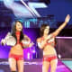After losing the Knockouts Championship to Velvet Sky in a fatal four-way match at Bound For Glory in October of 2011. The Impact following the PPV saw the return of Gail Kim and Madison Rayne would align with both Kim and Karen Jarrett. They would go on to defeat the team of Brooke Tessmacher and Tara to win the Knockouts Tag Titles. They went on to hold the titles for 126 days marking Rayne's second reign. What made this reign one of the greatest of all time was the fact that both titles were involved in what would be a feud among friends. During the reign, Gail Kim would go on to defeat both ODB and Brooke Tessmacher in a three-way match to win her third Knockouts Championship. Kim would go on to defend her title against the likes of Mickie James and Velvet Sky. While they defended the tag titles against the likes of Mickie James and Traci Brooks. The team would eventually break down as Madison Rayne would leave Gail Kim high and unsuccessfully challenge for her former tag partner's title at Victory Road just a few after dropping the tag titles to ODB & Eric Young on the March 8th, 2012 episode of Impact Wrestling.Gail Kim and Madison Rayne Win Knockouts Tag Team Titles: