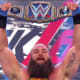 "Braun Strowman defeated The Miz and John Morrison (Hey Hey, Ho Ho) to retain the Universal Championship with relative ease.After walking through a 2-on-1 Handicap match with a scary amount of ease and there not being a clear-cut # 1 contender, what's next for the ""Monster Among Men""?I can think of someone...As long as Braun will...Let. Him. In."