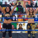 As much as I don't like the Superstar invitational, I am really happy Shayna and Nia got to come to Smackdown for this match, it was great. I loved seeing Baszler and Bayley on a team together as they're both two of my favourites. The match ran for a decent length of time, it didn't include Reginald and Baszler picked up the win. It was a good first match of the show.