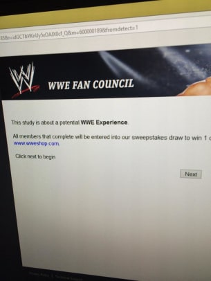 WWE Fantasy Camp 1