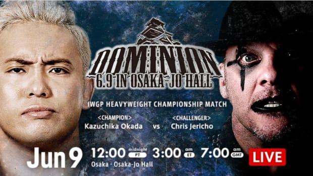 Okada vs Jericho