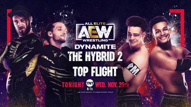 TH2 vs Top Flight