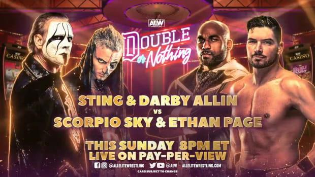 Sky & Page v Darby & Sting