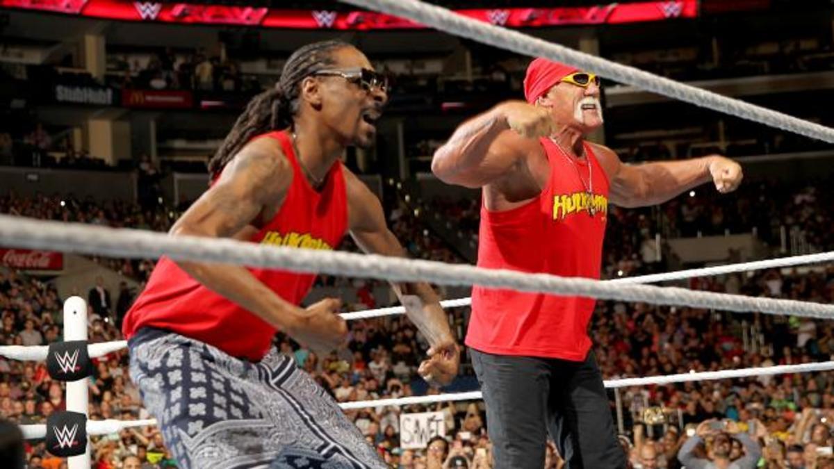 Snoop Dogg & Hulk Hogan