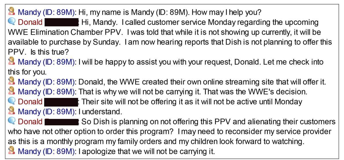 Dish Network Transcript
