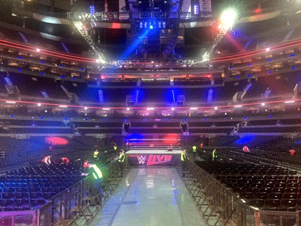 Below Are Complete Results From Fridayu0027s WWE Raw Live Event At Madison  Square Garden In New York, Which Featured Two SmackDown Special Attraction  Matches: Ideas