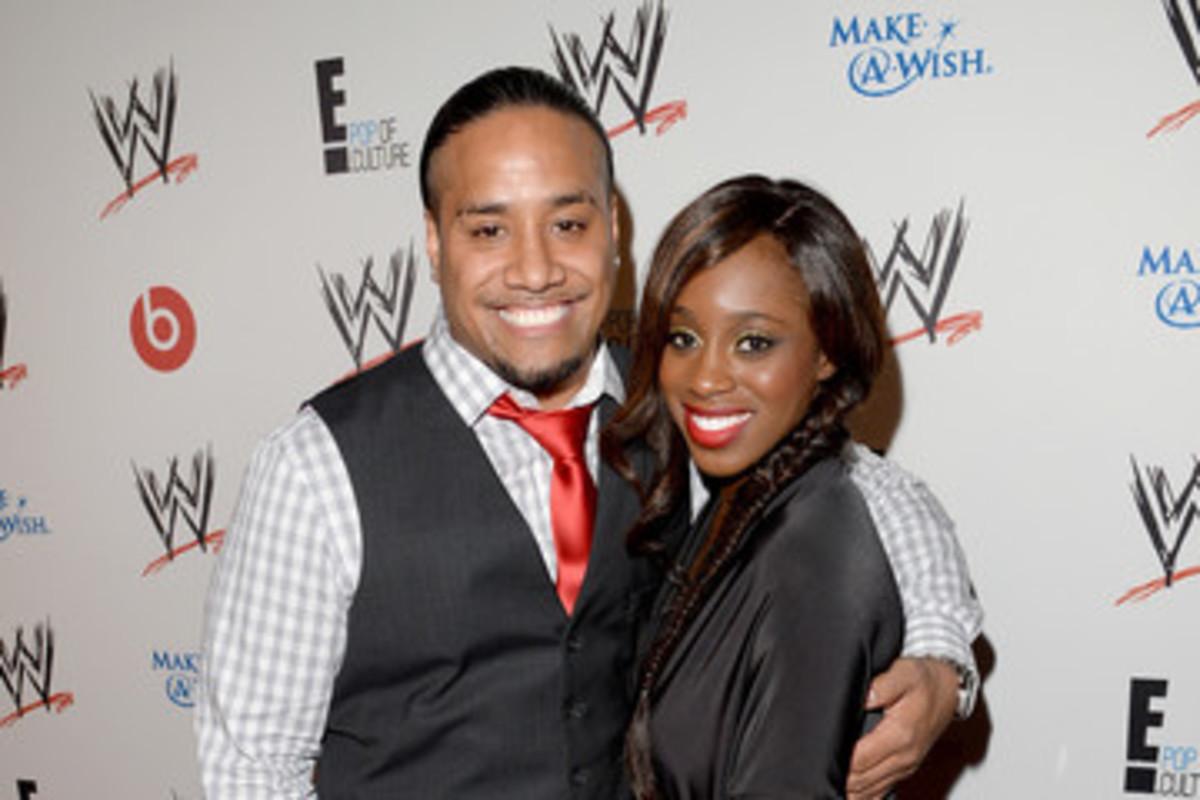 Jimmy Uso & Naomi
